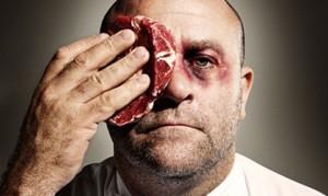 Chef Richard Turner, courtesy of Meatopia.